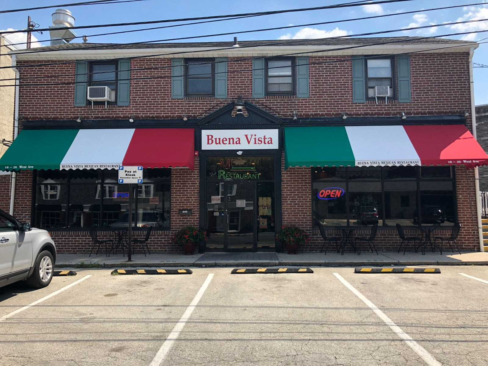 Buena Vista Mexican Restaurant in Wayne, PA
